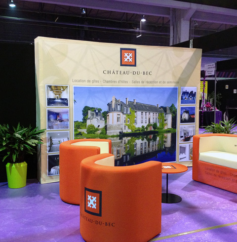 Stand Chateau du Bec